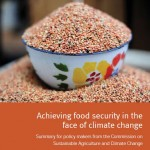 Ambitious new program to tackle the problems of food supply, food waste and sustainability