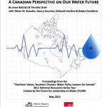 Cross-Canada Checkup: A Canadian Perspective on our Water Future