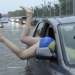 Five Canadian cities tearing up asphalt to help reduce flash-flooding risk