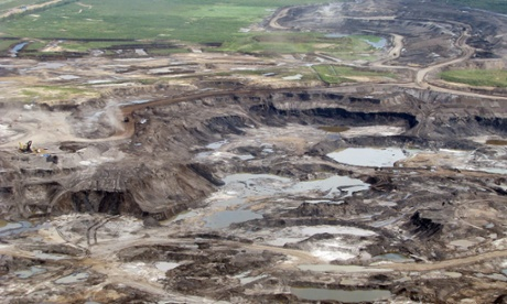 UK urged to support tar sands ban