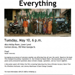 'This Changes Everything' Screening May 10
