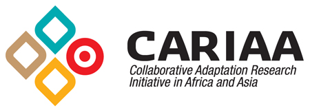 CARIAA logo in English
