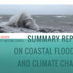 Read the Report: Crescent Beach Community Meetings on Sea Level Rise