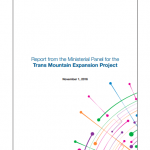 Ministerial Panel Report on Trans Mountain Expansion