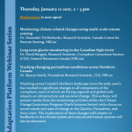 Webinar: Monitoring Landscape Change in Canada