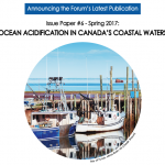 New Paper: Ocean Acidification in Canada's Coastal Waters