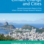 New Report: Climate Change and Cities